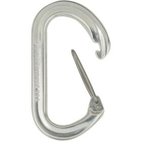 Black Diamond Ovalwire Carabiner silver